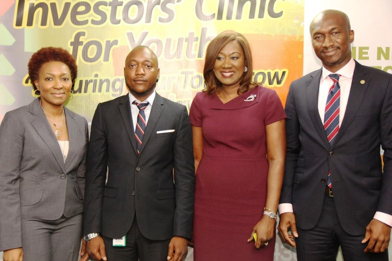 NSE tasks youths on investment decision