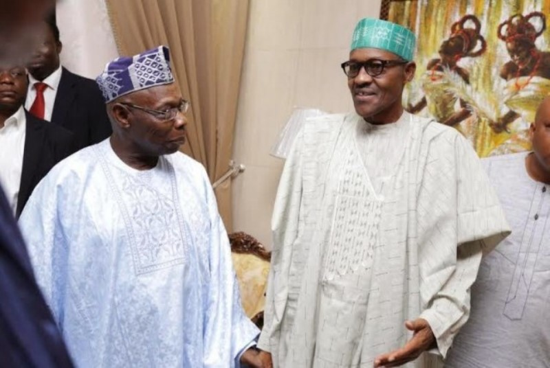 Buhari explains choice of Obasanjo to help on Guinea Bissau crisis