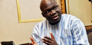 A day with the gay community By Reuben Abati