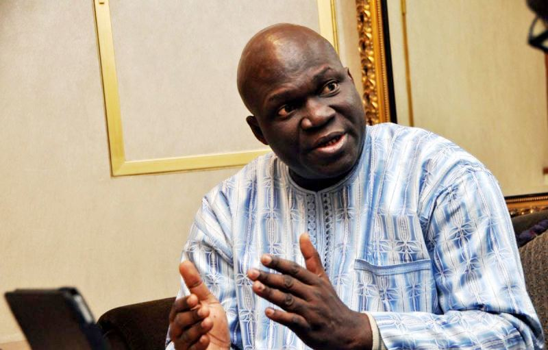 Reuben Abati: The Python does not dance…