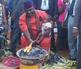 APC Governor, Rochas Okorocha of Imo state