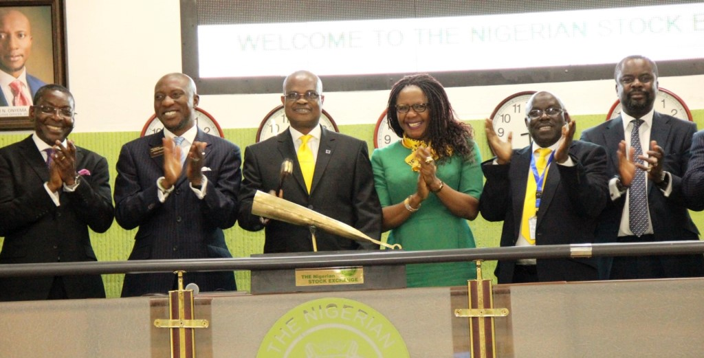 Royal Exchange Assurance sounds closing Gong at NSE