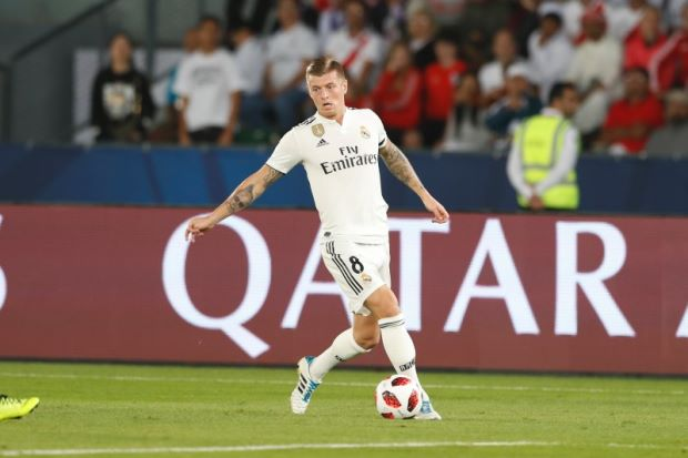 Kroos thigh injury worsens Real Madrid's situation