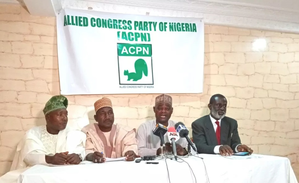 "ACPN ""slaps"" Ezekwesili for leaving presidential race, endorse Buhari's re-election"
