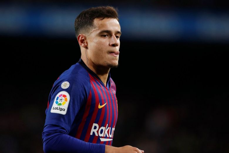 One year on, Coutinho struggling to justify record move to FC Barcelona