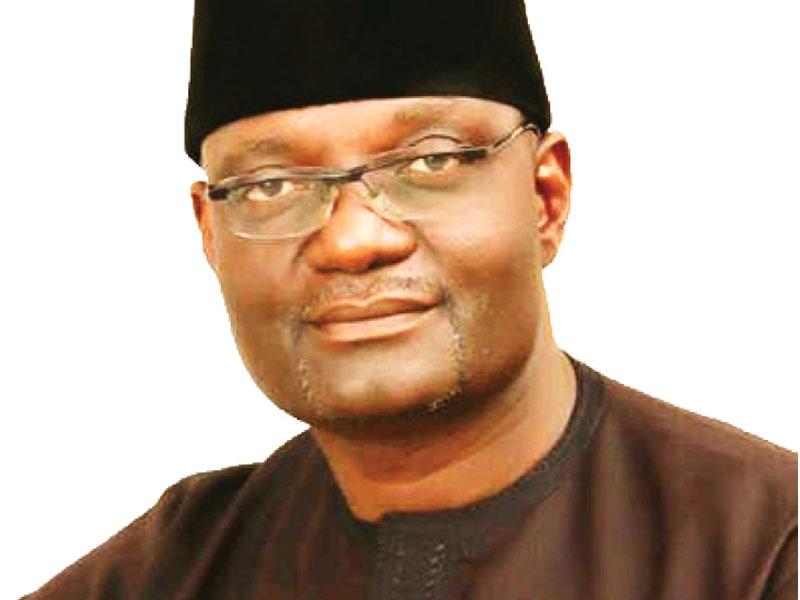 Ortom has no business seeking second term, says Jime