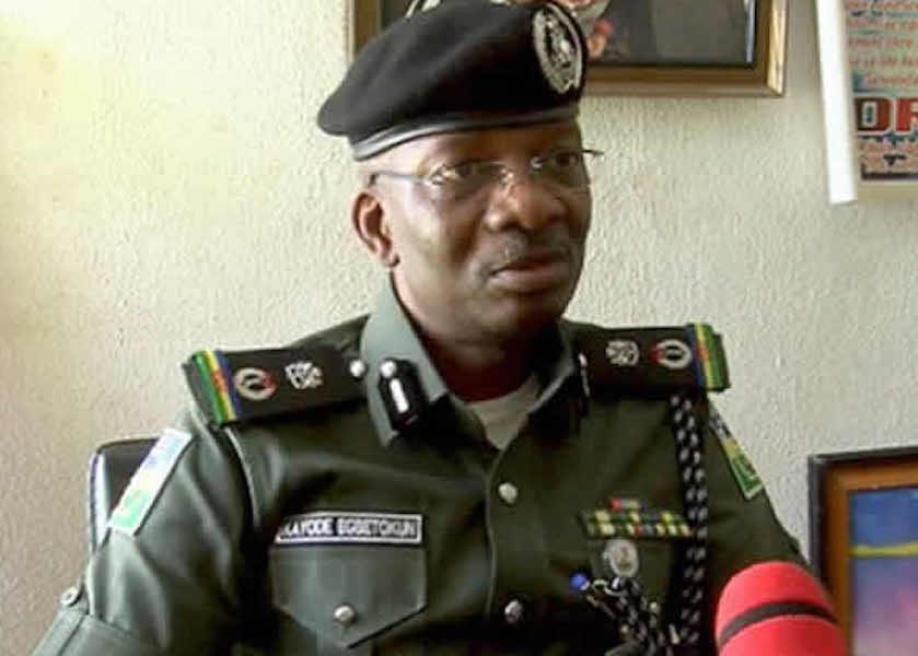 Egbetokun replaces Edgal as Lagos CP