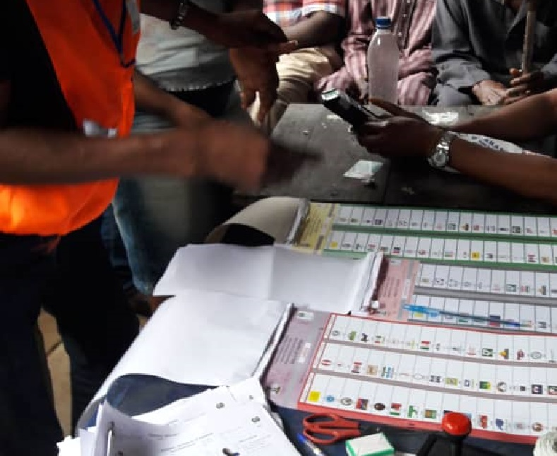 UPDATE: Late arrival of result sheets responsible for voting delay in Delta – REC