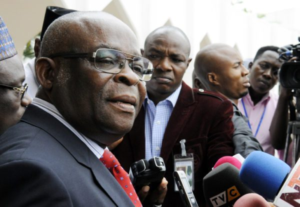 Nigeria's suspended CJN gets bail as trial adjourns till March 11