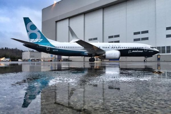 Nigeria bans Boeing 737 MAX Planes