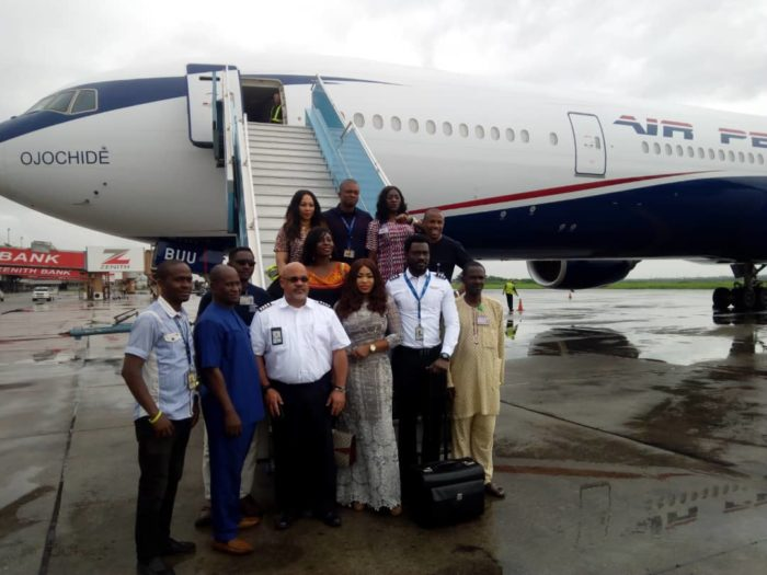 Air Peace takes delivery of third B777 aircraft