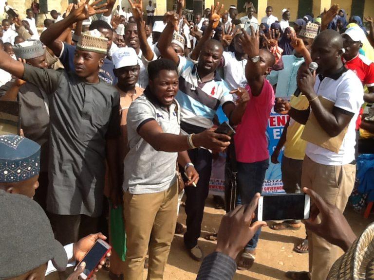 Guber Polls: Teachers endorse el-Rufa'i, offer prayers for his victory
