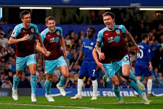 Chelsea goes fourth after frustrating Burnley draw