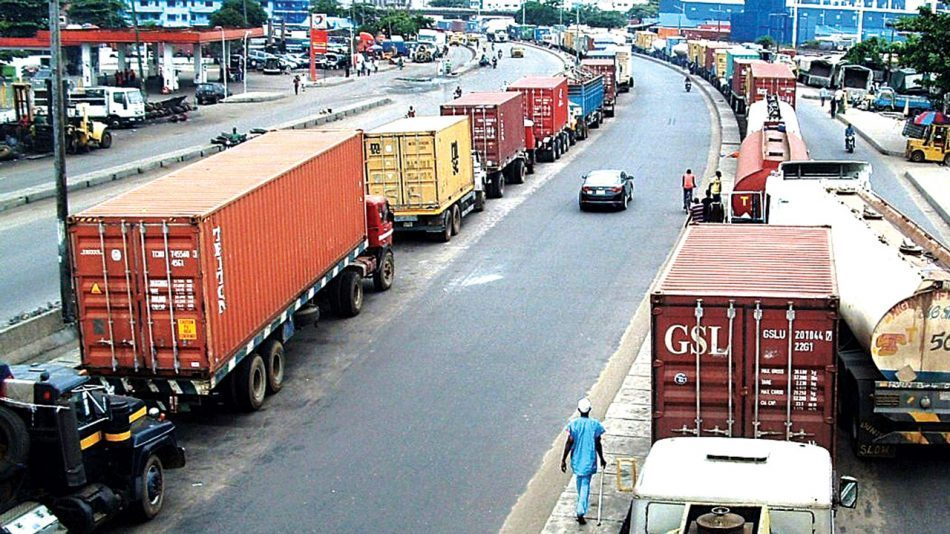 Apapa gridlock eases 48 hours after expiration of Presidential directive