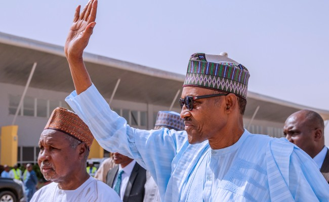Buhari directs security agencies to curb arms inflow into Nigeria–CNS