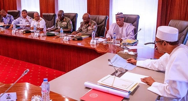 Buhari directs security agencies to curb arms inflow into Nigeria – CNS