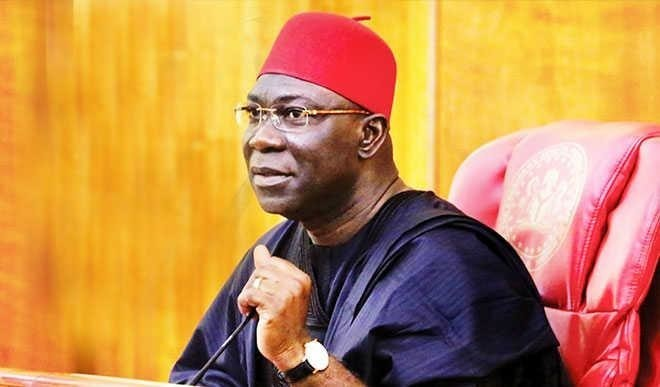 Ekweremadu hails 8th Senate for reforms in pre-election matters, others