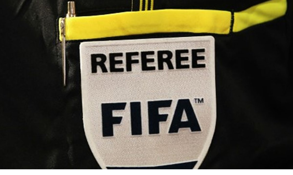 Refereeing not a profession, says FIFA referee