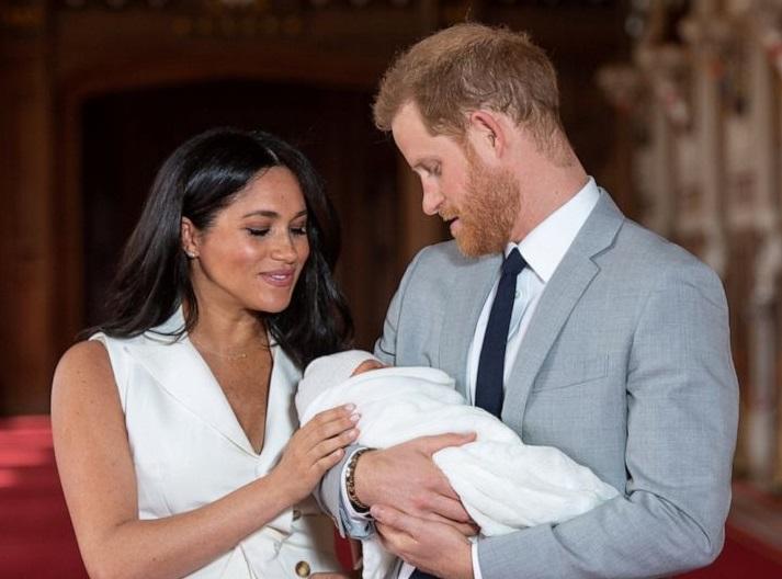 Harry, Meghan name son Archie Harrison Mountbatten-Windsor