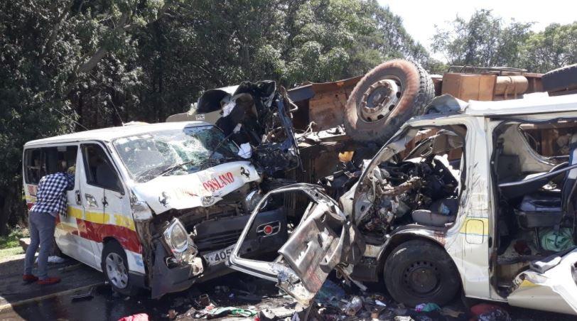 5 die in auto crash in Abuja