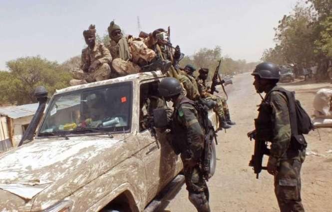 Troops repel fresh Boko Haram attack in Maiduguri