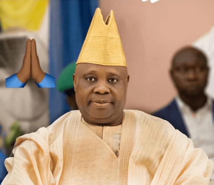 Sen. Adeleke reacts to Appeal Court judgement