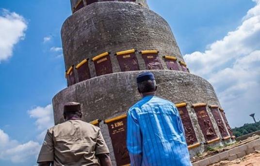 Ihedioha demolishes popular Akachi monument in Imo