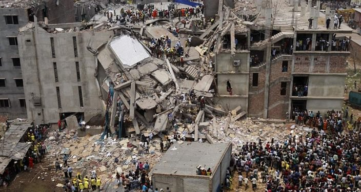 Synagogue Church building in perfect condition before collapse, says witness