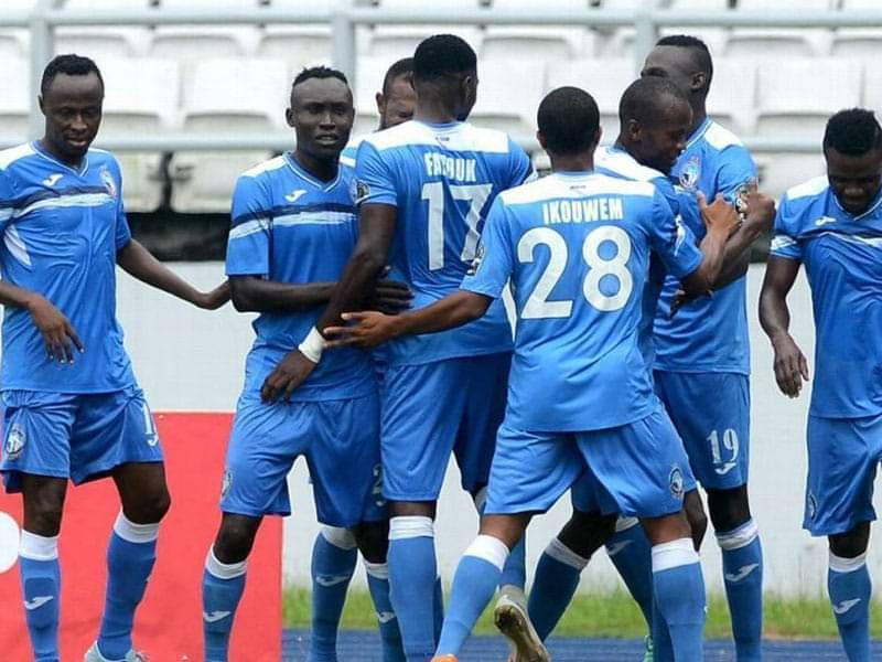 News Flash: Enyimba International win 2018/2019 NPFL title