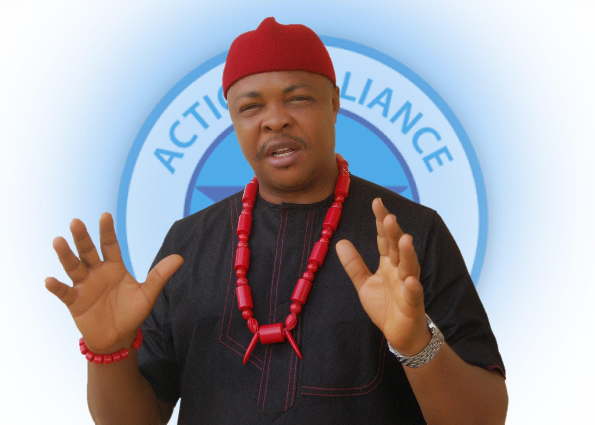I still remain AA National Chairman – Udeze