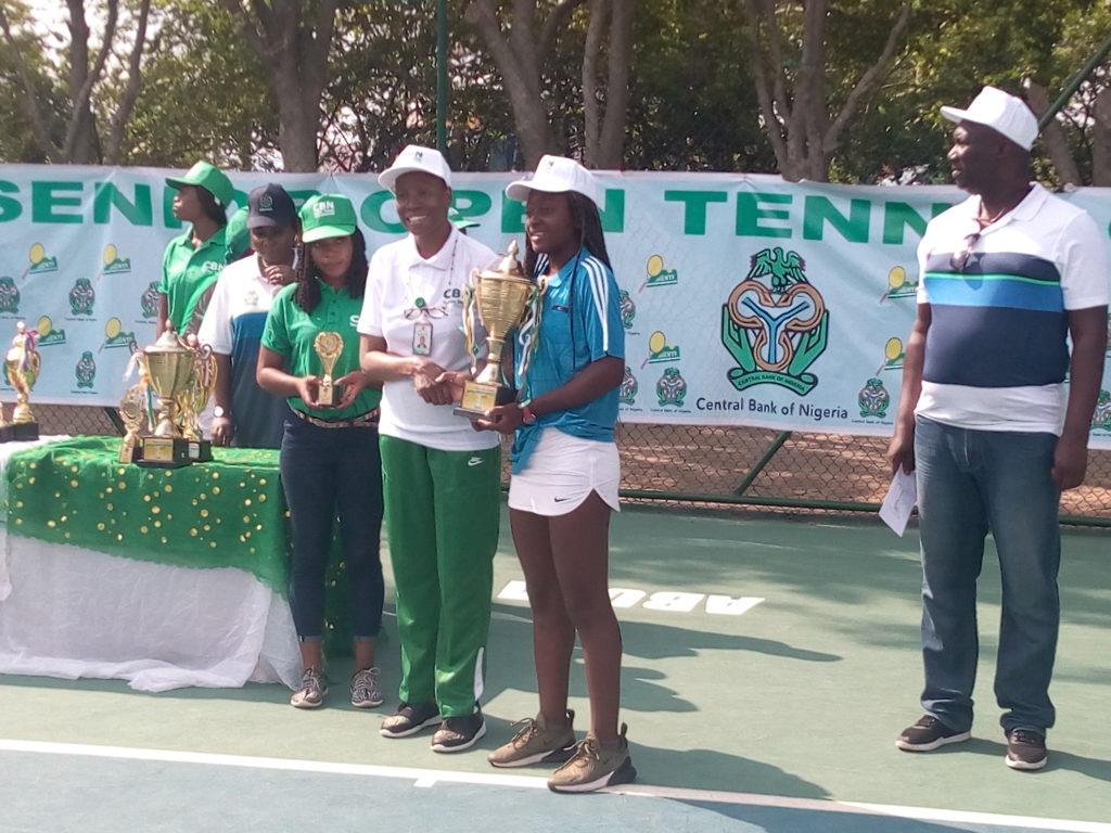 I didn't plan to play at CBN Senior Tennis Open Championship, teenage winner says
