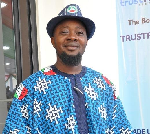 Quadri Olaleye emerges new TUC President