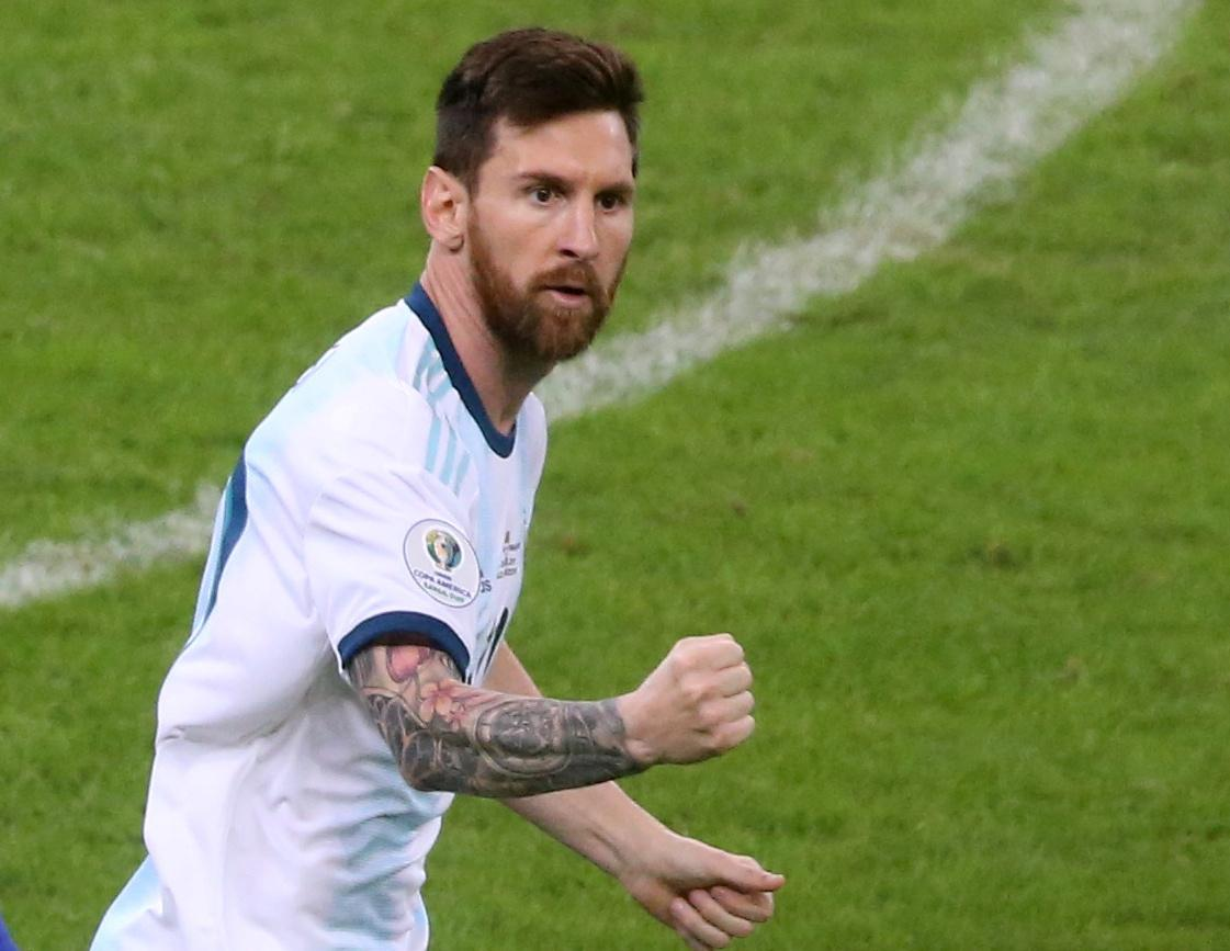 Copa America: Messi penalty, Amani save secure lucky draw for Argentina