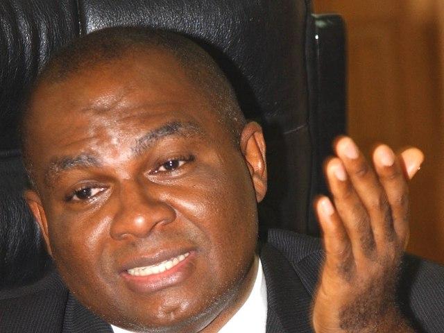Former Governor of Enugu State, Sen. Chimaroke Nnamani