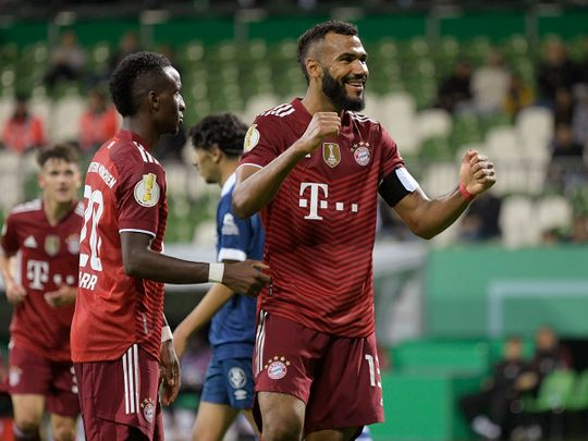 Bayern Munich hit double figures in German Cup rout — NEWSVERGE